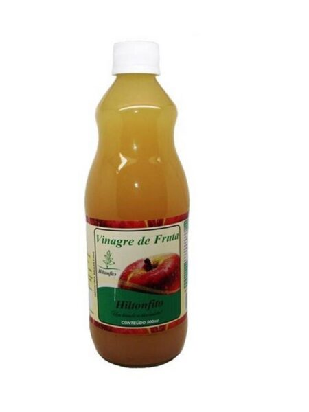 VINAGRE NATURAL DE MAÇÃ – 500 ml