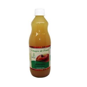 VINAGRE NATURAL DE MAÇÃ - 500 ml